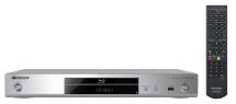 Blu-ray-Player und DVD-Player mit Fernbedienung