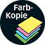 Farbkopie-Druckverfahren-Logo