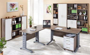 Büromöbel Serien Für Gewerbekunden Printus