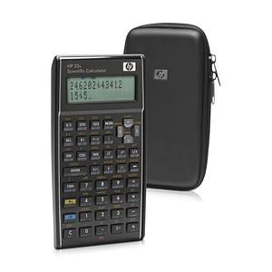 Schulrechner 35S von HP