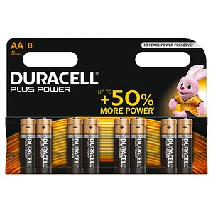 Batterien PLUS POWER von DURACELL