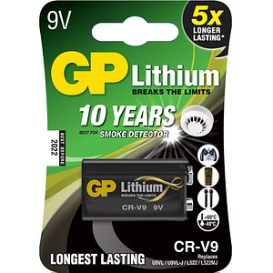 Batterien  von GP