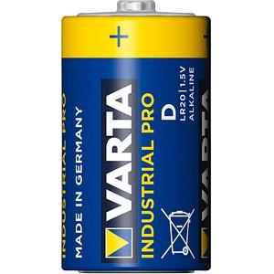 Batterien INDUSTRIAL von VARTA