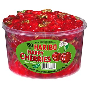 Fruchtgummi HAPPY CHERRIES von HARIBO