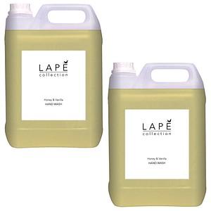 Flüssigseifen collection von LAPE