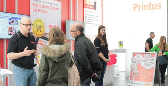 Berufsinfomesse Offenburg 2016