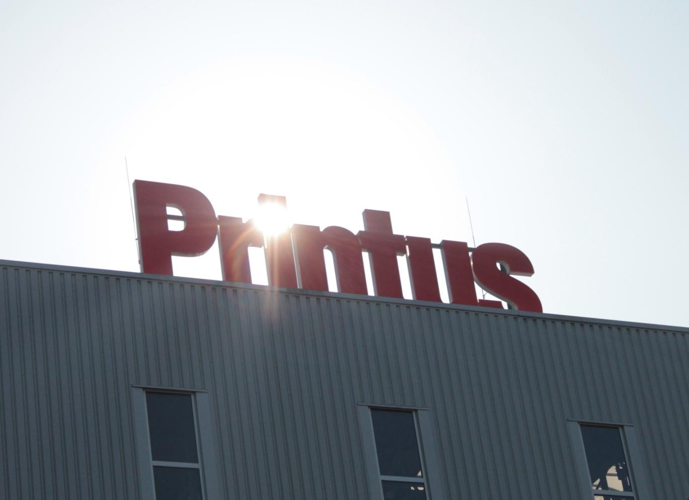 Printus gehört zu den größten Online- und Versandhändlern Deutschlands